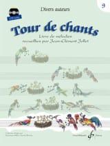 Tour de Chants Volume 9 - Jean-Clément Jollet laflutedepan.com