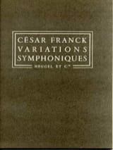 César Franck - Symphonic Variations - Conductor - Sheet Music - di-arezzo.co.uk