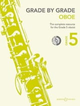 Grade by Grade Oboe - Volume 5 Partition Hautbois - laflutedepan.com