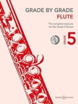 Grade by Grade Flute - Volume 5 Partition laflutedepan.com