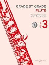 Grade by Grade Flute - Volume 3 Partition laflutedepan.com