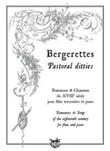 Auteurs Divers - Bergerettes - Partitura - di-arezzo.it
