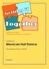 Traditionnel - Mexican Hat Dance - Partition - di-arezzo.fr
