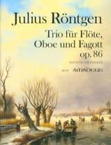 Trio, op. 86 - Flûte, Hautbois et Basson laflutedepan.com