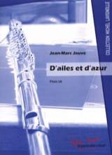 D'Ailes et d'Azur - Flûte seule Jean-Marc Jouve laflutedepan.com