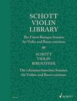 The Finest Baroque Sonatas - Violon et Basse continue laflutedepan.com