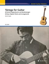Francisco Tarrega - Tarrega for Guitar - Guitare - Partition - di-arezzo.fr