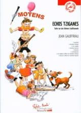 Jean Gauffriau - Gipsy echoes - Sheet Music - di-arezzo.com