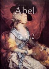 Trio en Ré Majeur, op. 16 n° 2 - 2 Flûtes et Violoncelle - laflutedepan.com