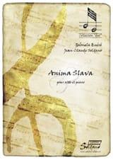 Anima Slava Quéré Gabriéla / Soldano Jean-Claude laflutedepan.com