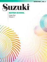 Suzuki Guitar School - Volume 2 - Suzuki - laflutedepan.com
