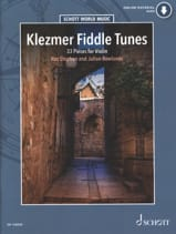 Klezmer Fiddle Tunes Partition Violon - laflutedepan.com