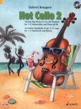 Hot Cello 2 Gabriel Koeppen Partition Violoncelle - laflutedepan.com