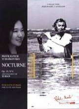 Piotr Illitch Tchaikovski - Nocturne, opus 19 n° 4 - Flûte et piano - Partition - di-arezzo.fr
