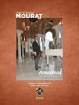Jean-Maurice Mourat - Amadeus - 4 Guitares et violoncelle ad lib. - Partition - di-arezzo.fr