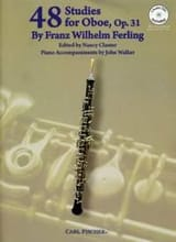 48 Studies for Oboe - Franz Wilhelm Ferling - laflutedepan.com