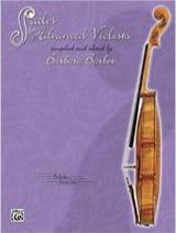 Barbara Barber - Scales for advanced Violists - Partition - di-arezzo.fr