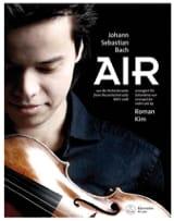 Johann Sebastian Bach - Air der Suite BWV 1068 - Solo-Violine - Noten - di-arezzo.de