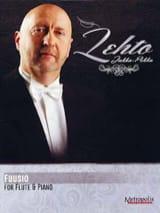 Jukka Pekka LEHTO - Fuusio - Partition - di-arezzo.fr