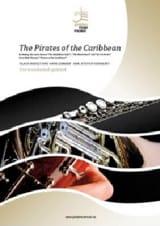 Pirates des Caraïbes - Quintette à vents laflutedepan.com