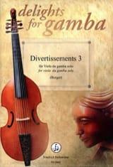 - Entertainment 3 - Solo Gambe Viola - Sheet Music - di-arezzo.com