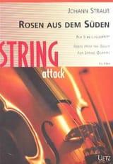 Roses du Sud, op. 388 - Quatuor à cordes laflutedepan.com