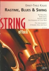 Ragtime, Blues and Swing - Quatuor à cordes laflutedepan.com