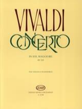 concerto in sol maggiore per violino archi e BC RV 310 laflutedepan.com