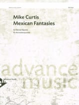 Mike Curtis - Mexican Fantasies - 4 Clarinettes - Partition - di-arezzo.fr