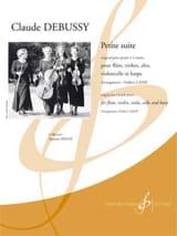 Petite Suite - Quintette Flûte, trio à cordes et harpe laflutedepan.com