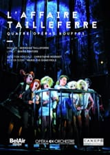 L'affaire Tailleferre - DVD Germaine Tailleferre laflutedepan.com