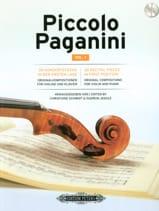 Piccolo Paganini Vol. 1 - Violon et piano - laflutedepan.com