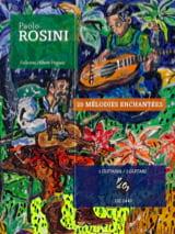 20 Mélodies Enchantées - 2 Guitares Paolo Rosini laflutedepan.com