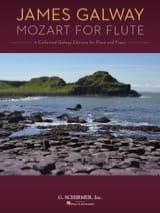 Wolfgang Amadeus Mozart - James Galway Mozart for Flute - Sheet Music - di-arezzo.com