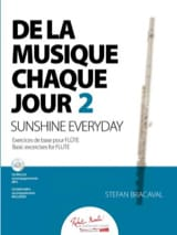 Stefan Bracaval - Music every day 2 - Flute - Sheet Music - di-arezzo.co.uk