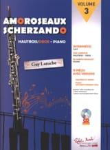 Amoroseaux Scherzando - Partition - Hautbois - laflutedepan.com