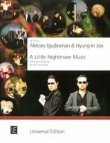A Little Nightmare Music laflutedepan.com