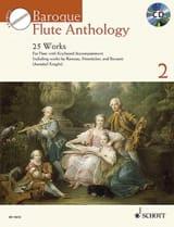 Baroque Flute Anthology Vol. 2 - Flûte et piano laflutedepan.com