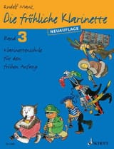 Rudolf Mauz - Die fröhliche Klarinette Bd 3 - Sheet Music - di-arezzo.co.uk