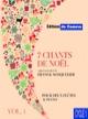 7 Chants de Noëls - 2 flûtes et piano Noëls Partition laflutedepan.com