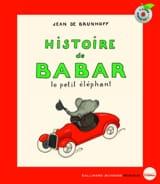 Brunhoff Jean de - Histoire de Babar - Livre - di-arezzo.fr