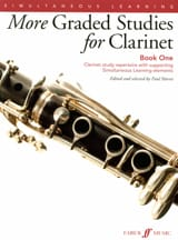 More graded Studies Book 1 - Clarinet Paul Harris laflutedepan.com