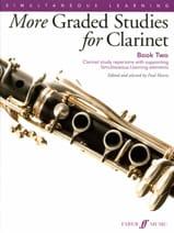 Paul Harris - Más estudios graduados Libro 2 - Clarinete - Partitura - di-arezzo.es