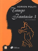 Tango Fantasia 3 - 3 Contrebasses - Adrien Politi - laflutedepan.com