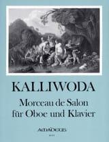 Johannes Wenzeslaus Kalliwoda - Piece of Salon, op. 228 - Oboe y piano - Partitura - di-arezzo.es