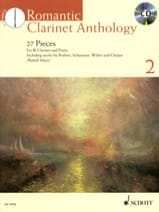 Romantic Clarinet Anthology vol. 2 - Clarinette et piano laflutedepan.com