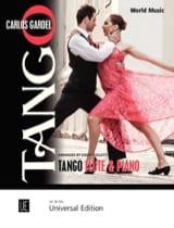 Tango - Flûte et piano - Carlos Gardel - Partition - laflutedepan.com