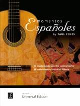 Paul Coles - Momentos Espanoles - Guitare - Partition - di-arezzo.fr