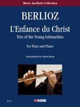 Trio des jeunes Ismaélites - L' Enfance du Christ laflutedepan.com