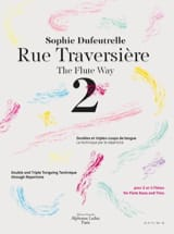 Sophie Dufeutrelle - Cross Street - Volume 2 - Sheet Music - di-arezzo.co.uk